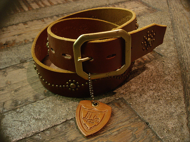 NEW : HOLLYWOOD TRADING COMPANY [HTC] BELT NEW MODEL !!_a0132147_2395797.jpg