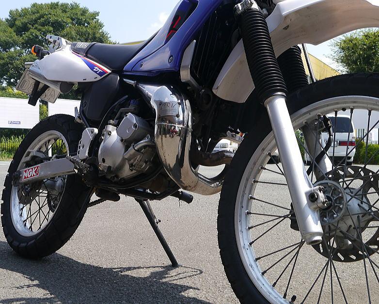 2スト オフロードバイク_f0178858_1942066.jpg
