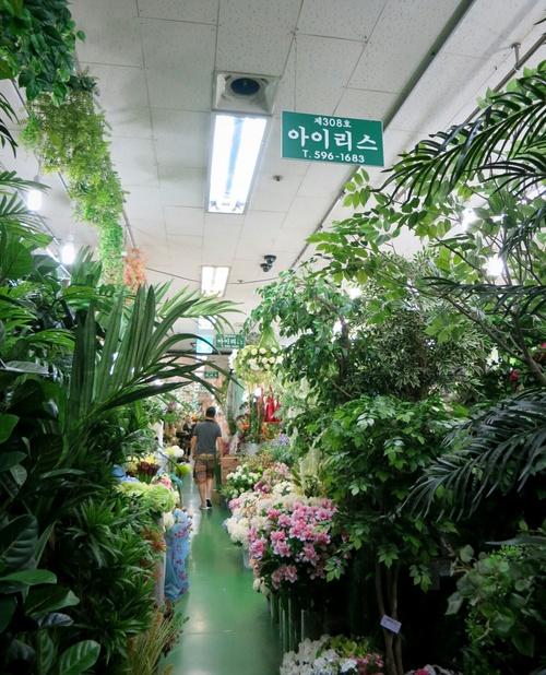 7月ソウル旅 ⑬高速バスターミナル・花市場❤生鮮食品(?)編_f0236260_1536013.jpg