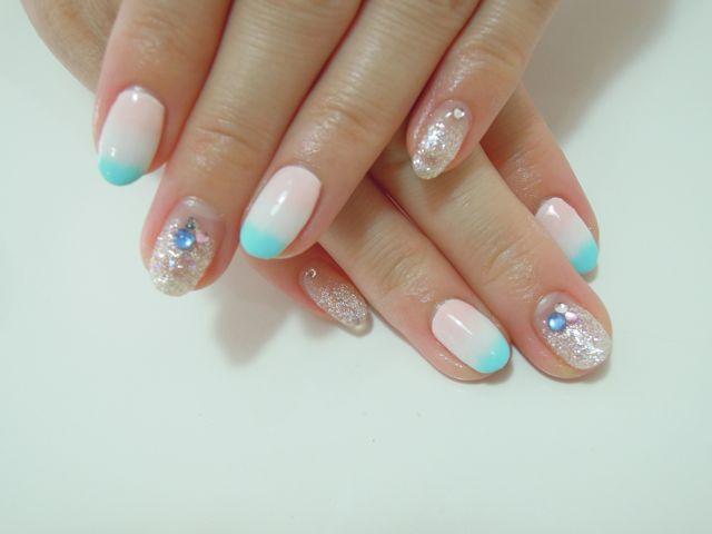 Pickup Nail〜8月_a0239065_10334629.jpg