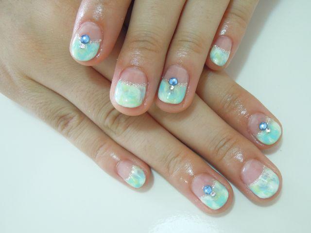 Marble Nail_a0239065_1047831.jpg
