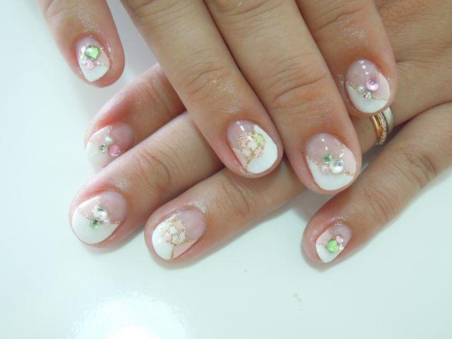 Rose Nail_a0239065_10501730.jpg
