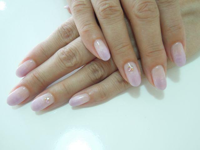 Pink Purple Nail_a0239065_1113975.jpg