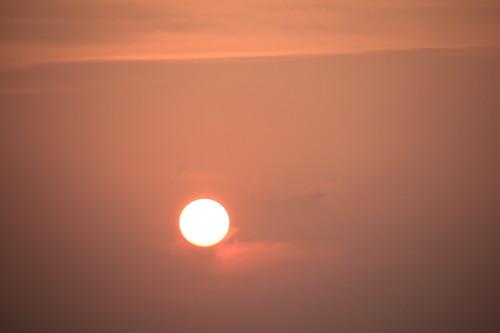 お久しぶり~の夕日さん♪_a0200771_22212419.jpg