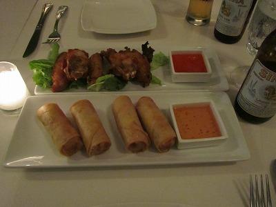 フォレストヒルズのタイ料理 Bangkok Cuisine_b0209691_6345193.jpg