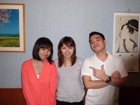 フィリピンのパーペチュアル大学(3)日本人学生3人にインタビュー_f0138645_849129.jpg