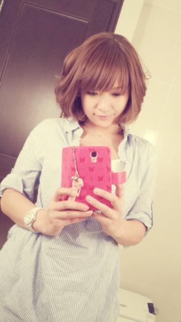 髪切っちゃった(°∀°)!!_f0222146_1448307.png