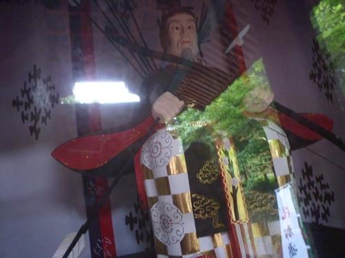 宇佐・安心院トレッキング(7)隋神像 四社を拡大してみた_c0222861_22135719.jpg