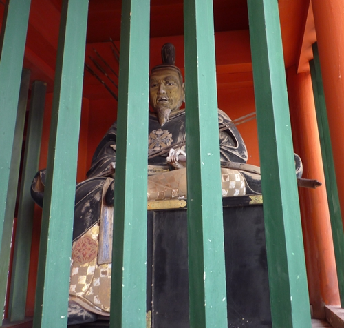 宇佐・安心院トレッキング(7)隋神像 四社を拡大してみた_c0222861_2213769.jpg