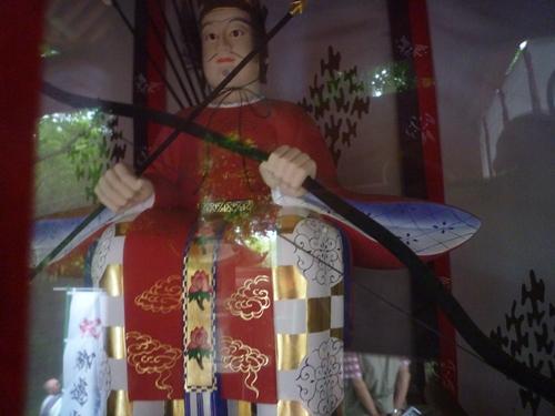 宇佐・安心院トレッキング(7)隋神像 四社を拡大してみた_c0222861_22141077.jpg