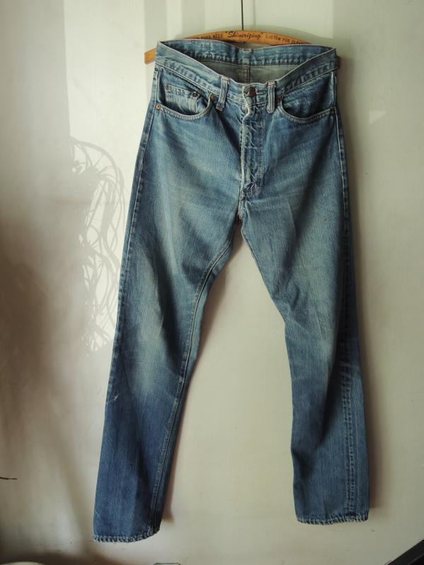 LEVIS DENIM PANTS-501/505 VINTAGE---RECOMMEND--_c0176867_17535574.jpg