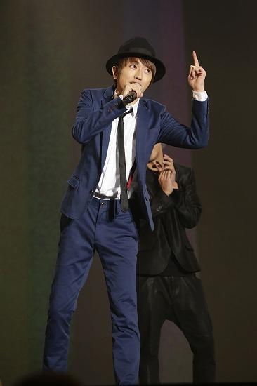 """AAA 西島隆弘、""""Nissy""""としてa-nationのステージで初のソロ楽曲をサプライズ披露_e0197970_10233181.jpg"""