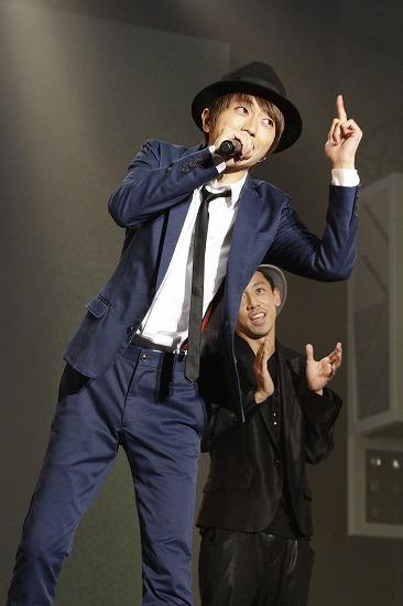 """AAA 西島隆弘、""""Nissy""""としてa-nationのステージで初のソロ楽曲をサプライズ披露_e0197970_10235651.jpg"""
