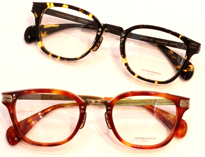 「OLIVER PEOPLES CHESSMAN」_f0208675_15115935.jpg