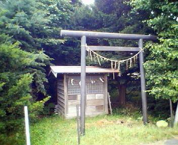 古峯(ふるみね)神社と野幌小学校_f0078286_8413114.jpg