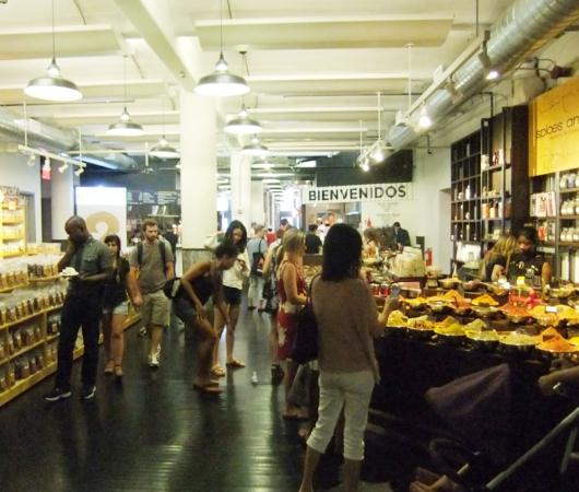 NYのチェルシーマーケット、改築でバージョンアップ中_b0007805_22263392.jpg