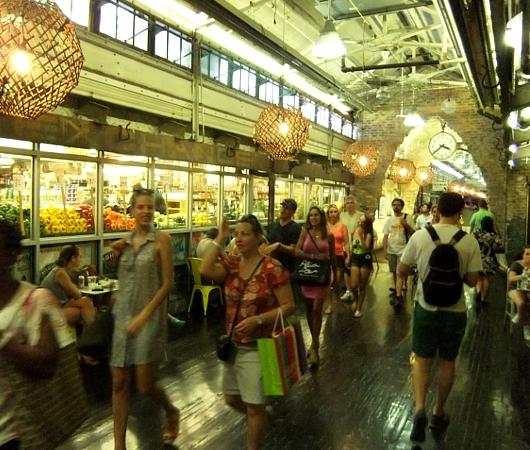 NYのチェルシーマーケット、改築でバージョンアップ中_b0007805_22265546.jpg