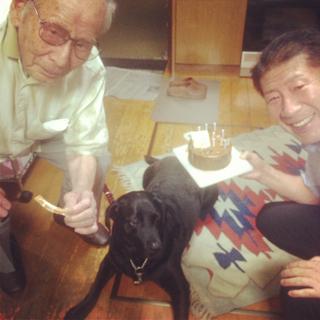 会長の90歳祝いゴマ_d0190041_16162621.jpg