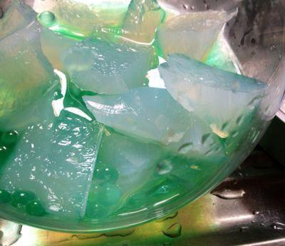 寒天アイス⁈クラッシュアイス⁈_e0086864_23134085.jpg