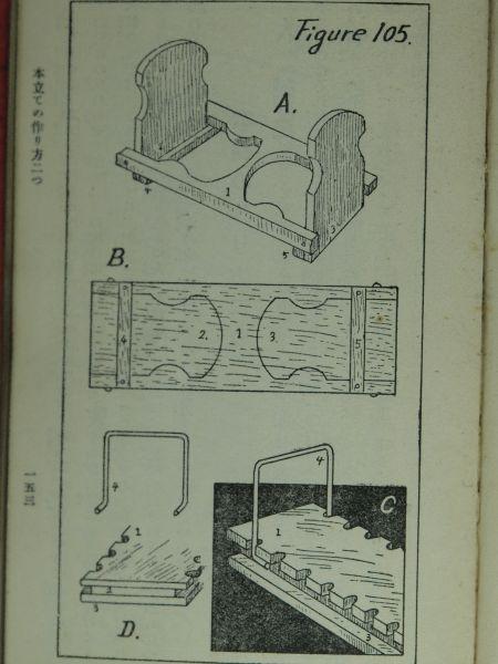 家庭実用品の作り方(5):少年技師ハンドブック_c0164709_2132997.jpg