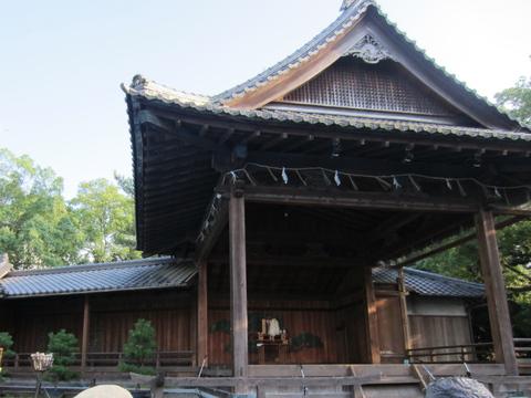出水神社の薪能_b0228113_8183652.jpg