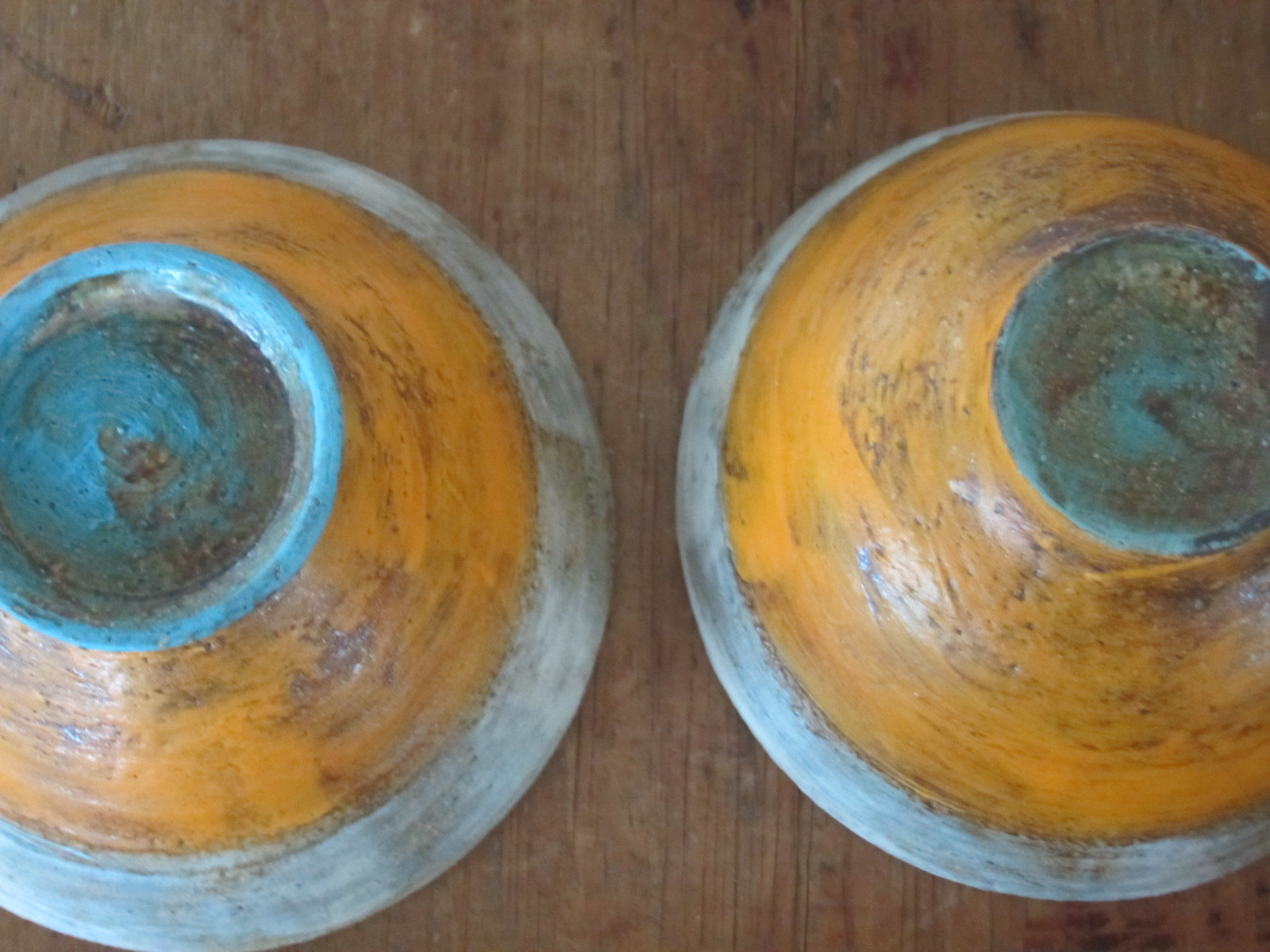 黄色い飯碗。_b0207631_1011021.jpg