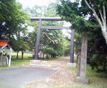 野幌神社_f0078286_1040555.jpg