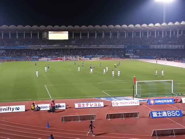 2013JリーグDivision1 第20節 川崎フロンターレ - FC東京_b0042308_23573242.jpg