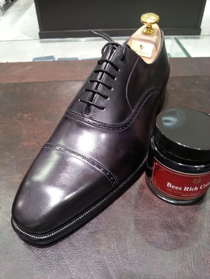 英国発。リッチな靴クリームが新登場。_b0226322_14301448.jpg