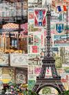 パリの写真がいっぱいの手帳