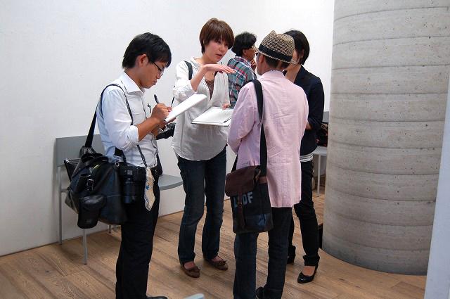 第二回 神戸アートアワード贈呈式_a0071956_19201284.jpg