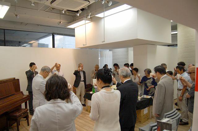 第二回 神戸アートアワード贈呈式_a0071956_1920297.jpg