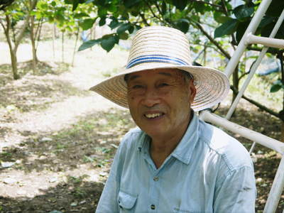 太秋柿 古川果樹園 手ばかけてやるだけ、やっぱりうま~か太秋柿のでくっとたい!その2_a0254656_1759308.jpg