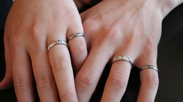 ふたりでつくる結婚指輪。_b0220167_22442415.jpg