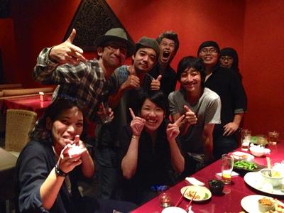 CLUB GOODMAN & 円山夜想 & MUSIC HARVEST 2013_c0227168_814041.jpg