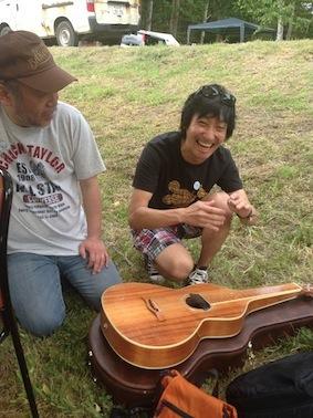 CLUB GOODMAN & 円山夜想 & MUSIC HARVEST 2013_c0227168_8415058.jpg