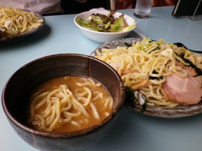 ファモーレ つけ麺_b0226176_15451051.jpg