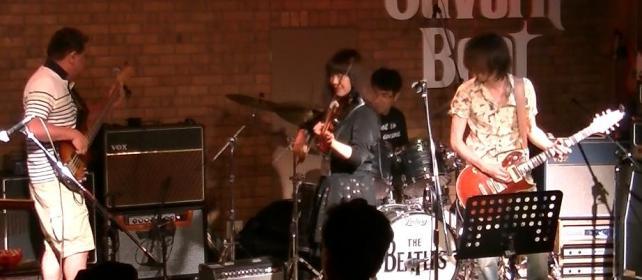 """カラフル夏の2デイズライブ、ライブレポ!part1(Riraiza.ka~Plastic\""""Yuki\""""Band)_e0188087_4132493.jpg"""