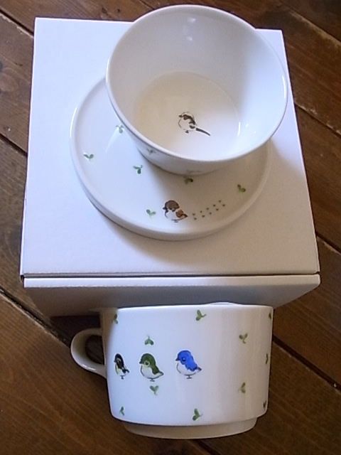 始まりました東急ハンズ梅田店でのインコと鳥の雑貨展_d0322493_7554830.jpg