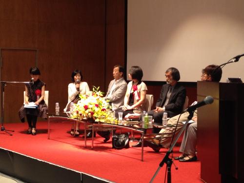 東北大学女子学生入学百周年記念シンポジウム開催報告_d0028322_218572.jpg