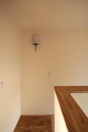「緑豊かな高台に建つ二世帯住宅」完成前のWEB内覧_f0170331_1641443.jpg