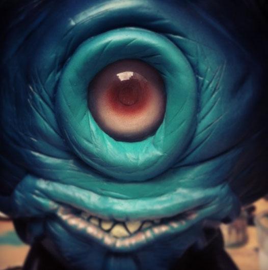 Monsters & Misfits III、パリから届く怪物君_a0077842_2153019.jpg