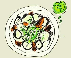 ここんちご飯〜夏野菜_f0152544_18123749.jpg