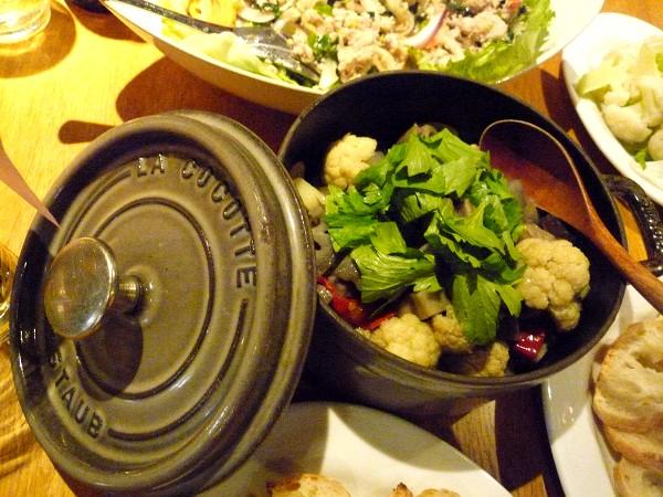 北千住 : タイ、徳島、さらに各国をつなぐ「チャイヤイ」坂本広シェフの独特料理世界_e0152073_19381918.jpg