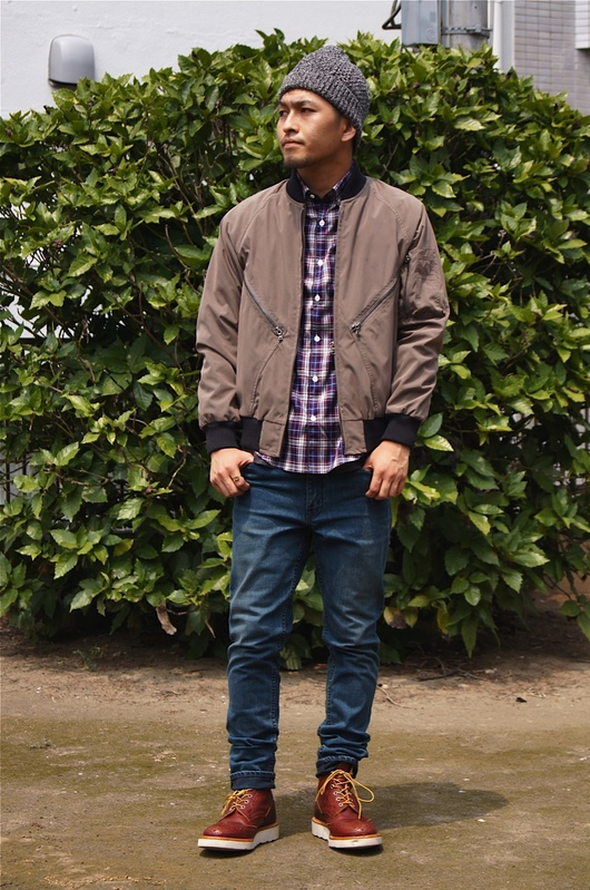 N.HOOLYWOOD 2014 S/S  & 2013 - 14 A/W Review!!_f0020773_21434773.jpg