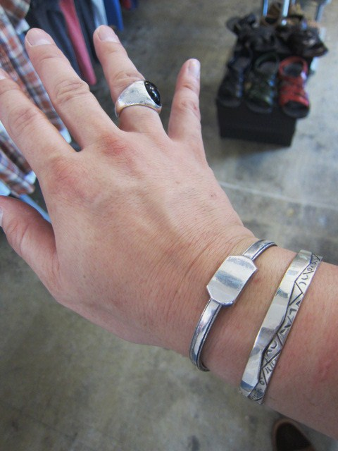 夏の大人の主張★ Top Artist Jewelry (Michael Roanhorse)_d0152280_20572822.jpg