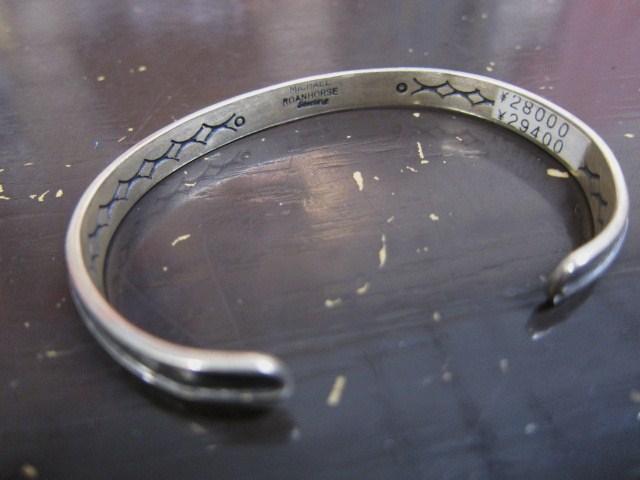 夏の大人の主張★ Top Artist Jewelry (Michael Roanhorse)_d0152280_20573185.jpg