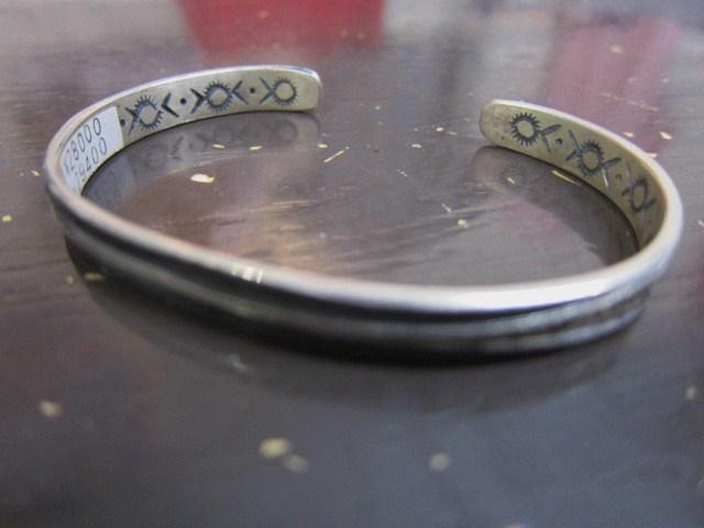 夏の大人の主張★ Top Artist Jewelry (Michael Roanhorse)_d0152280_20581569.jpg