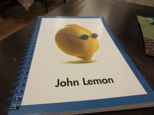 在12年目今更イタ語再勉強!!と可愛いJohn Lemon ノート_c0179785_130581.jpg
