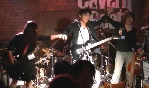 カラフル夏の2デイズライブ、ライブレポ!part2(ベタメタル~Spherical)_e0188087_22491134.jpg